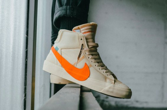 OFF-WHITE x Nike Blazer Mid All Hallows Eve Releasing In October - https://t.co/NXzxbz6846 https://t.co/KwZqVdnsgJ