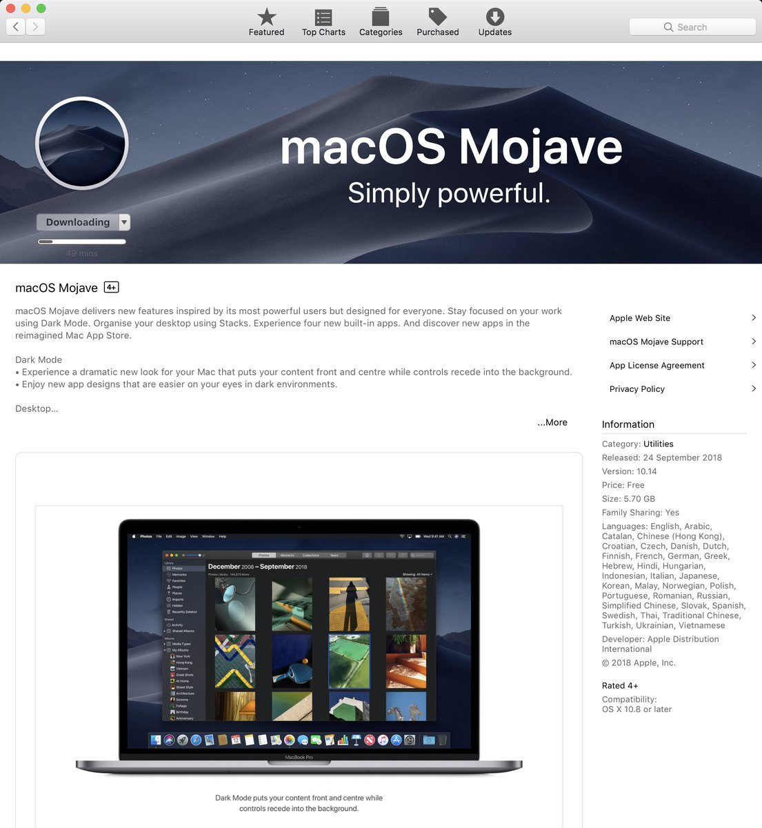 MacAppStore - Twitter Search