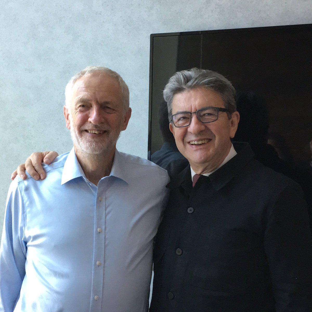 À #Liverpool, rencontre avec @jeremycorbyn.