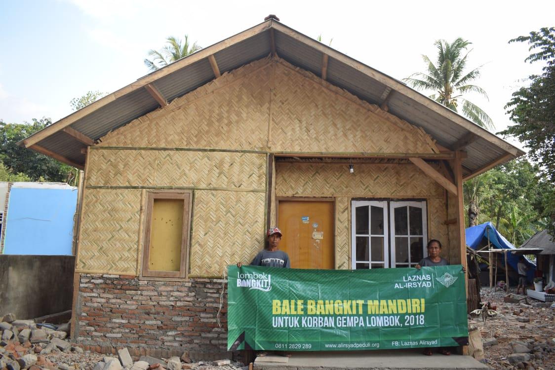 Sutopo Purwo Nugroho On Twitter Laznas Al Irsyad Islamiyyah Rumah Untuk Korban Gempa Lombok Memanfaatkan Material Bekas Rusak Masyarakat Yang Menerima Bantuan Huntara Dari Lsm Ormas Dunia Usaha Dll Tetap Akan