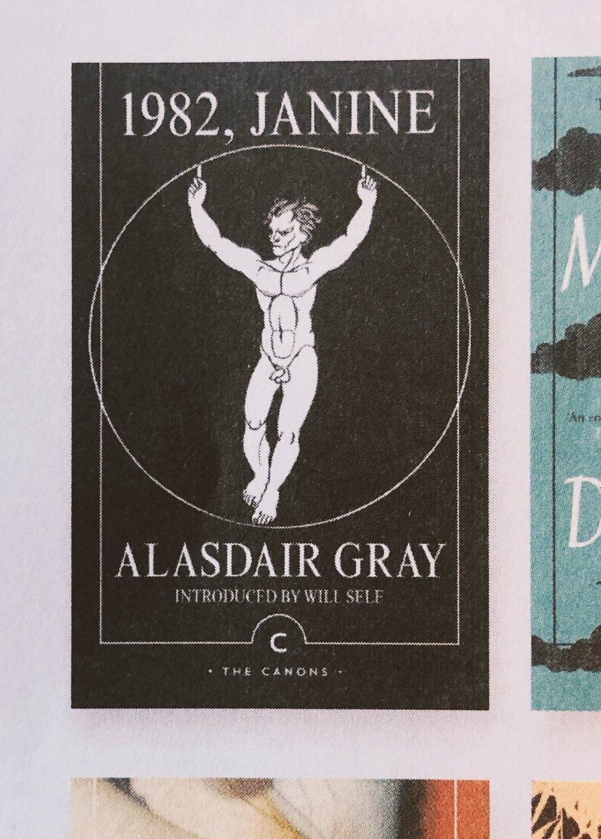 1982, Janine (Canongate Classics)