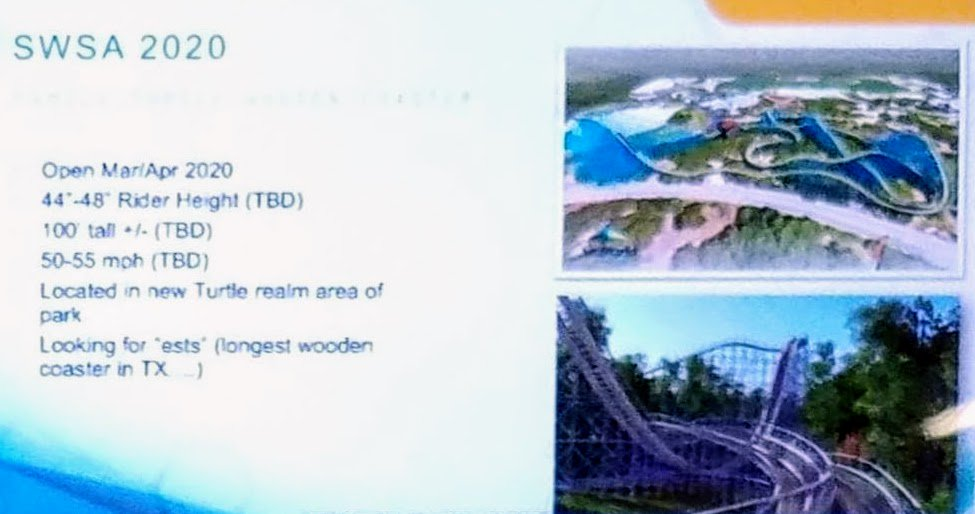 Seaworld San Antonio 2020 Texas Stingray Gci Woodie