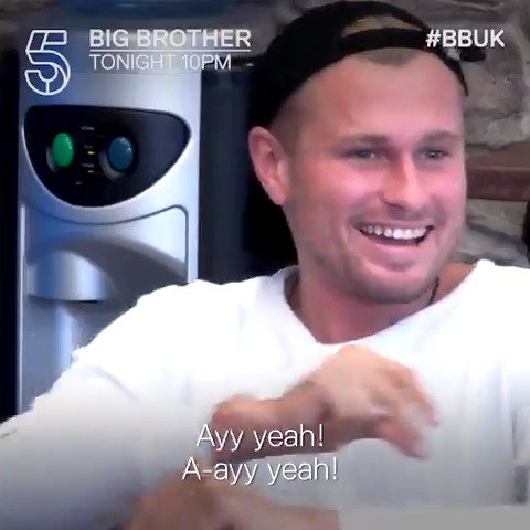 Reply with the 😂 emoji if you cant help but find Lewis G hilarious. #BBUK