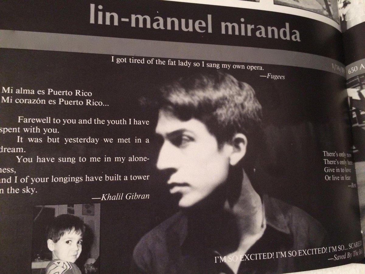 Lin-Manuel Miranda on Twitter: \