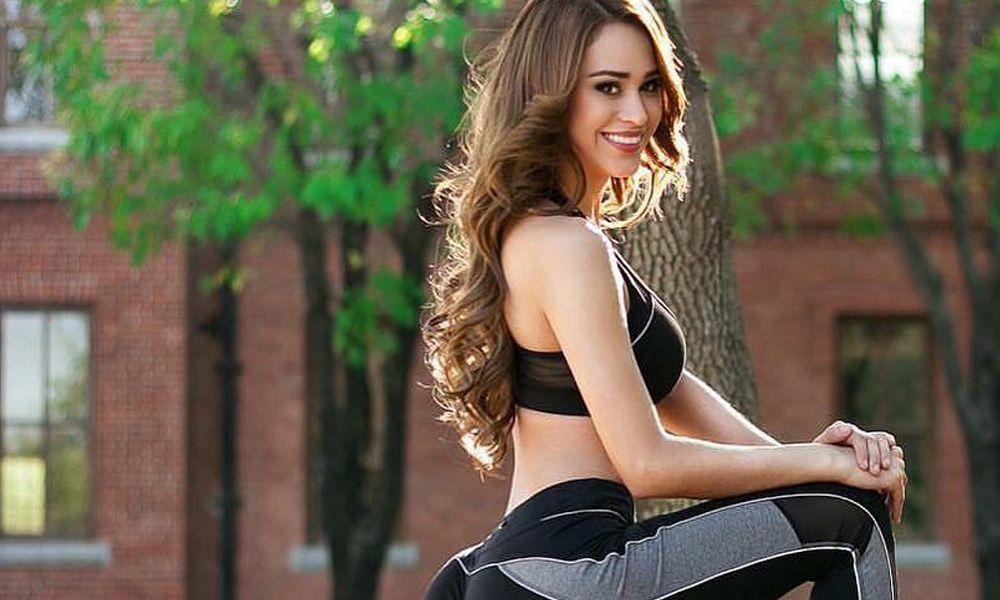 Fitness Gurls On Twitter Yanet Garcia Getting Into Sexiest
