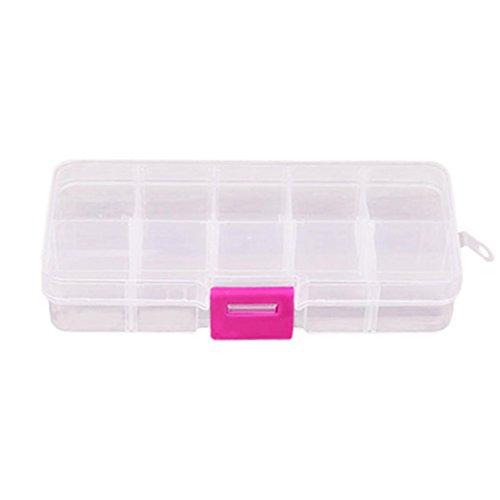 YJYdada 10 Grids Adjustable Jewelry Beads Pills Nail Art tips Storage Box Case (D)  http:// dlvr.it/QlD7r6  &nbsp;   #nailtable<br>http://pic.twitter.com/PdWFljeQeu