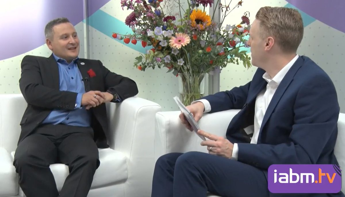 Our Head of Portfolio Management, Stuart Boorn, spoke to @dales_ben of @TheIABM at #IBC2018 on the launch of our #MediaKindUniverse portfolio, why it&#39;s centered around the consumer &amp; &quot;if content is king, then delivery is queen - &amp; she wears the trousers!&quot;  https:// hubs.ly/H0dT-zn0  &nbsp;  <br>http://pic.twitter.com/eEfNMjSIXC