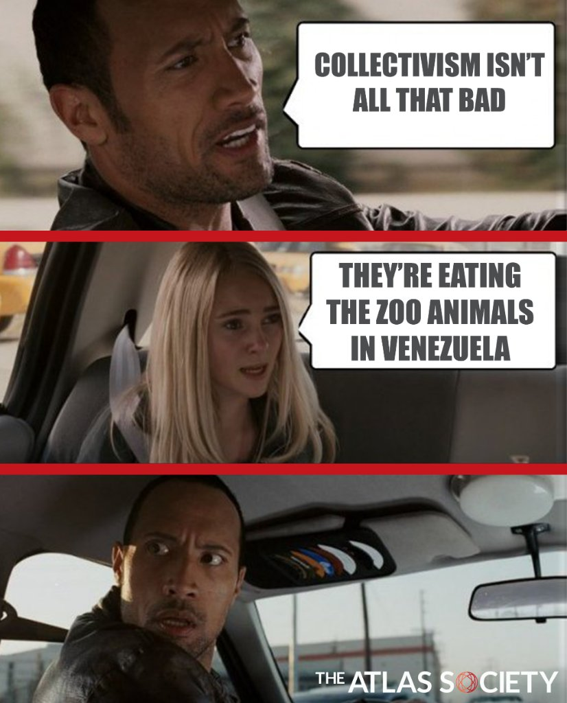 In Socialist Venezuela, They Are Eating ZOO ANIMALS... Yet Some Would Bring Socialism To America! #CollectivismKills #iHeartLiberty<br>http://pic.twitter.com/gMdWnRDMn6