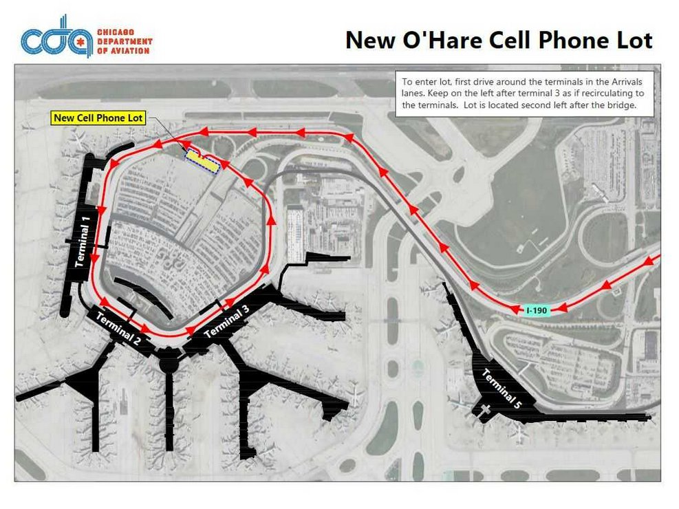 O Hare Intl Airport On Twitter Quot The O Hare Cell Phone