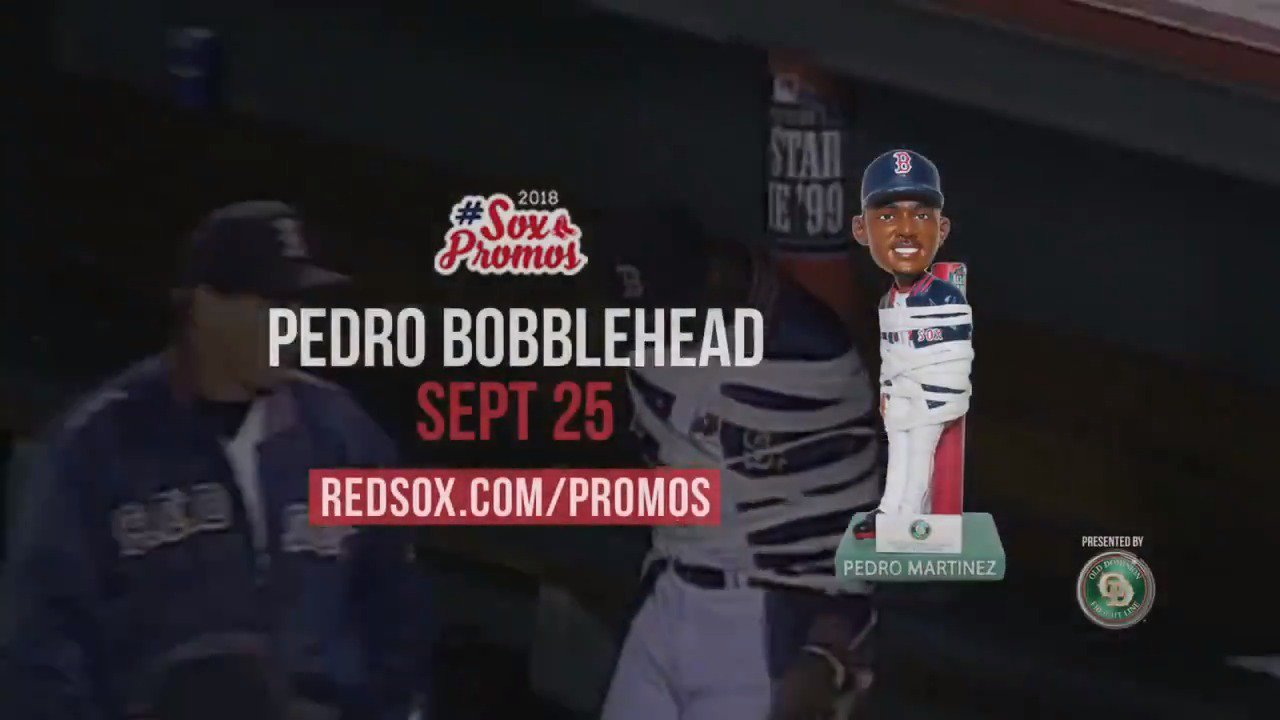 You need this bobblehead.  Trust us.   Tomorrow: https://t.co/0CsK2bE9J8 https://t.co/FYHph3Lz7S