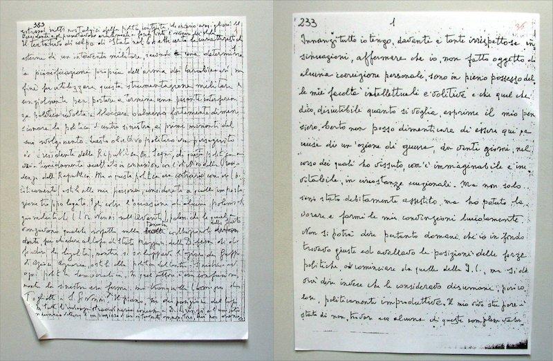 """Durante la sua prigionia Aldo Moro scrisse un centinaio di missive, tra lettere, testamenti e biglietti. Cosa scrisse Moro? Ne parliamo con Miguel Gotor, storico ed autoredi """"Aldo Moro. Lettere dalla prigionia"""".@Linkiesta .it   https:// www.linkiesta.it/it/blog-post/2018/09/24/aldo-moro-lettere-dalla-prigionia/27322/ di @Linkiesta   #aldomoro  - Ukustom"""