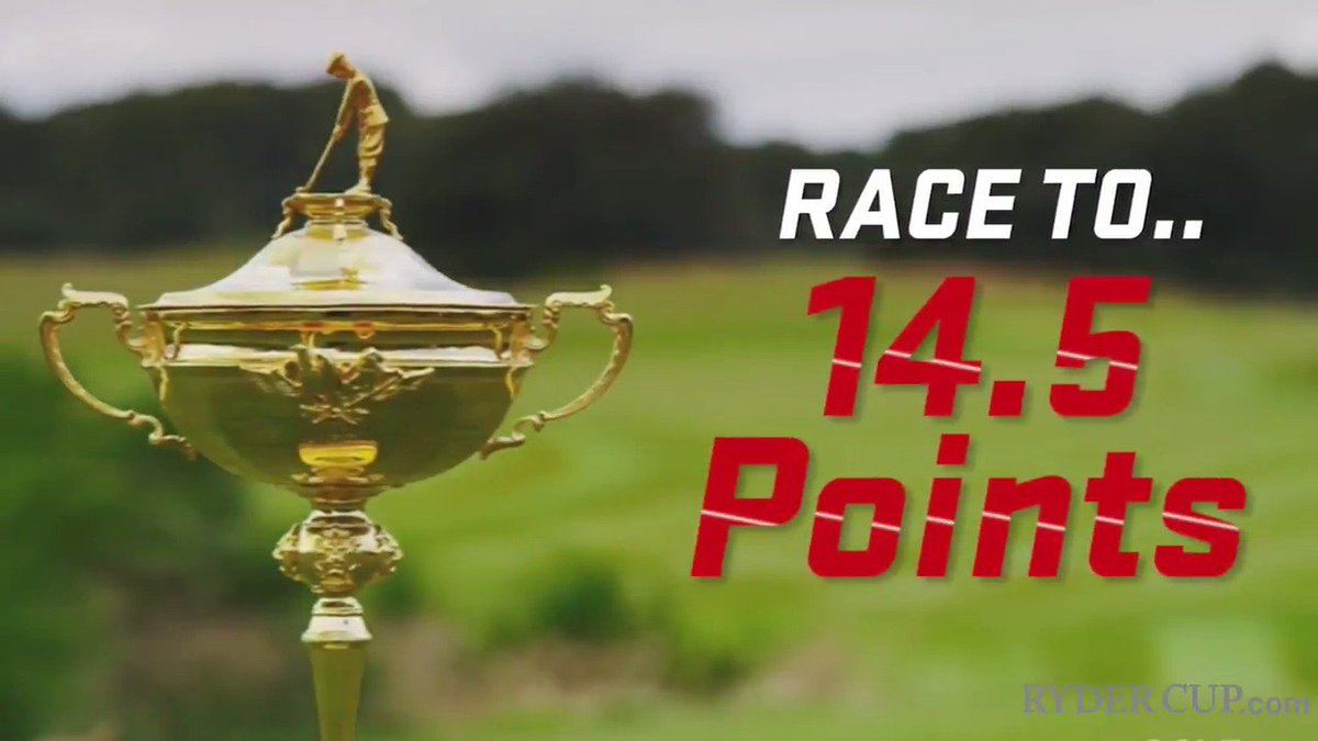 New to the Ryder Cup? Heres what you need to know about matches, points, and how we ultimately win.