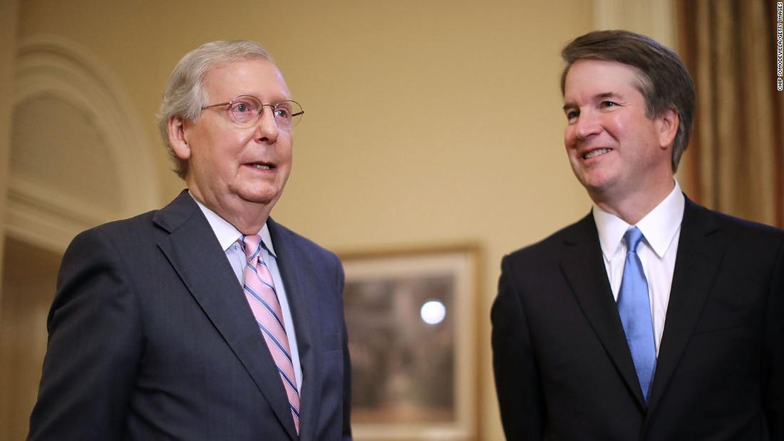 Mitch McConnell appears to have conveniently forgotten who Merrick Garland is  https://t.co/9dxZxxradL