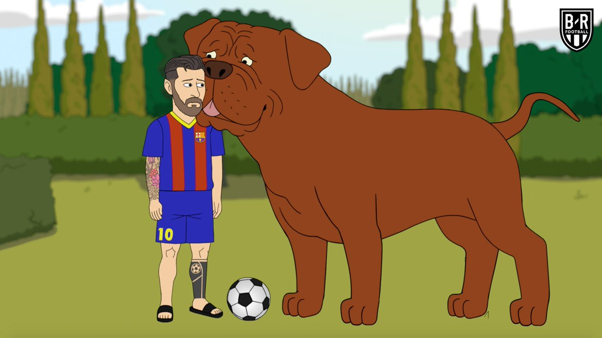 Ive noticed Messis been a bit down since the World Cup Can the Barcelona squad cheer him up? 🌟This is The Champions: Episode 2 🌟