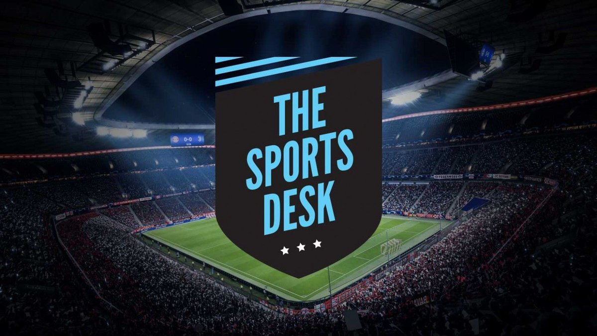 The Sports Desk – The Doomsday Scenario & Silver Lining For FIFA https://t.co/FhsKG5RGcq