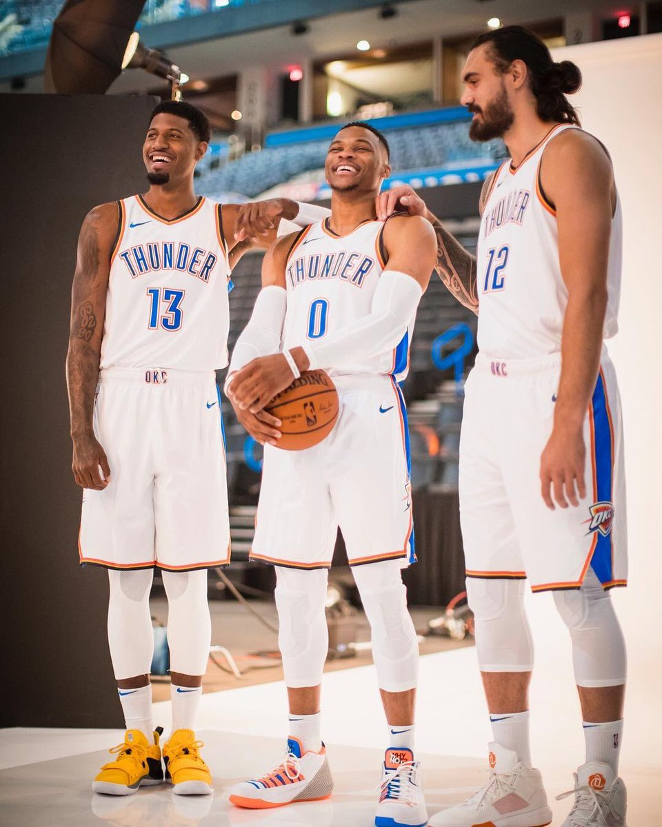 WE Ready!! Thunder Up!!! #whynot