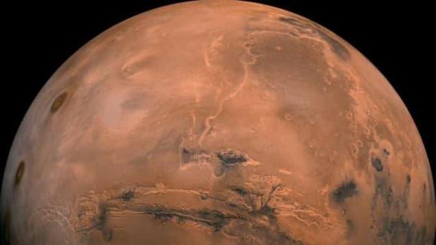 Des conditions propices à la vie dans le sous-sol de Mars https://t.co/gNUF5LUy2k