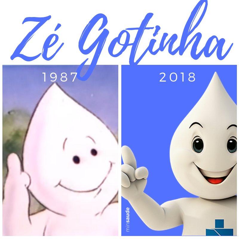 O Zé Gotinha também entrou no #DesafioDaPuberdade! E ele participou do desafio para ressaltar a importância da vacinação! https://t.co/AXMqKFq413 #VacinarÉProteger
