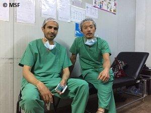 #イラク ・モスルの南に位置するカイヤラで #国境なき医師団 の外科医として赴任した大田修平医師は、たくさんの熱傷、骨折の症例に対応しました。毎日のように植皮手術をし、技術は格段に向上。「医師は患者さんから学ばせてもらっている」と再認識しました。体験談は⇒ https://t.co/3O3y1MvFmT