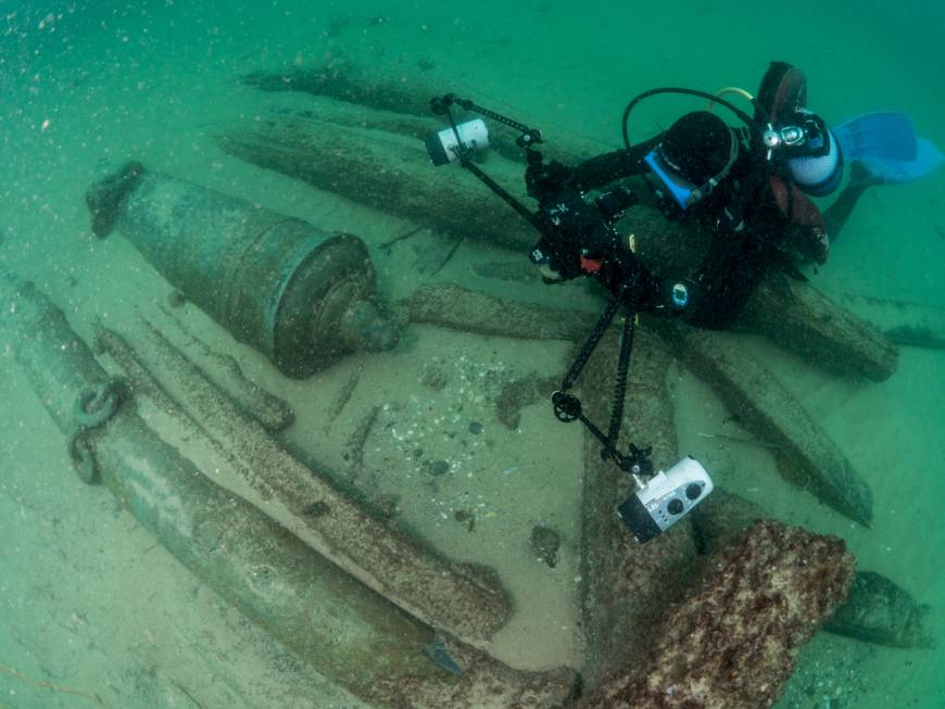 400-year-old spice-laden shipwreck 'discovery of decade' for Portugal  https://t.co/ImXyRcjGsg https://t.co/U0PVXMZdCA