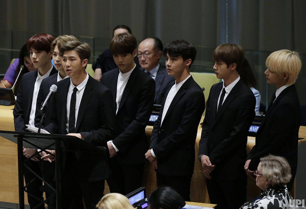 BTS have been more than just a band to me They are family,mentors,idols, best friends &amp; my sources of strength   Its been a pleasure stanning these legends &amp; a big thank you to our leader Kim Namjoon who spoke so beautifully today You&#39;re an inspiration #BTSxUnitedNations<br>http://pic.twitter.com/xzCEq4QiCe