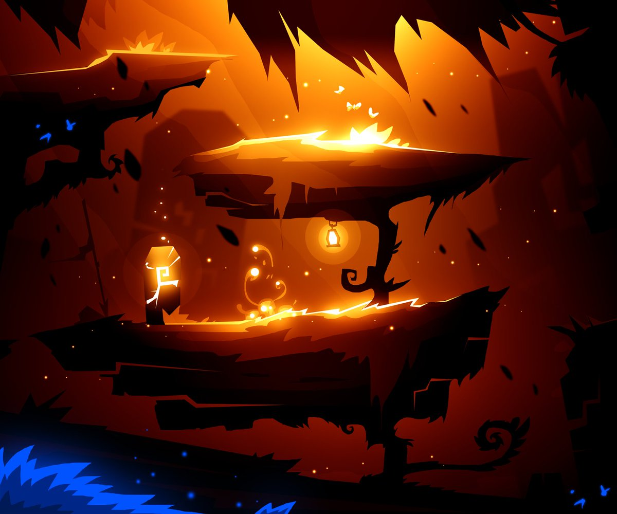 Quick environment concept   #gamedev #indiegame #indiedev #platformer #android #game #gamemaker #gamedesign #art #digitalart #videogames #2dart #cartoon #pc #drawing #design<br>http://pic.twitter.com/4I96S5Ni0W