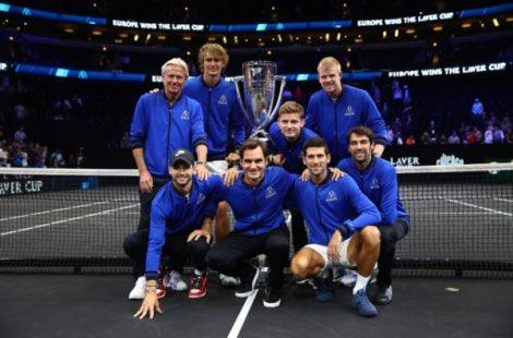 Tennis «Laver Cup: Zverev donne la victoire à l\