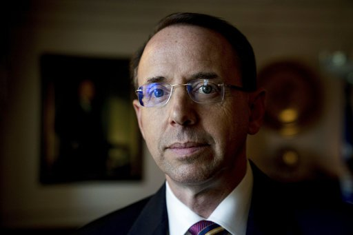 What Rod Rosenstein's role means to Special Counsel Robert Mueller's investigation: https://t.co/VlU5aOd0jt
