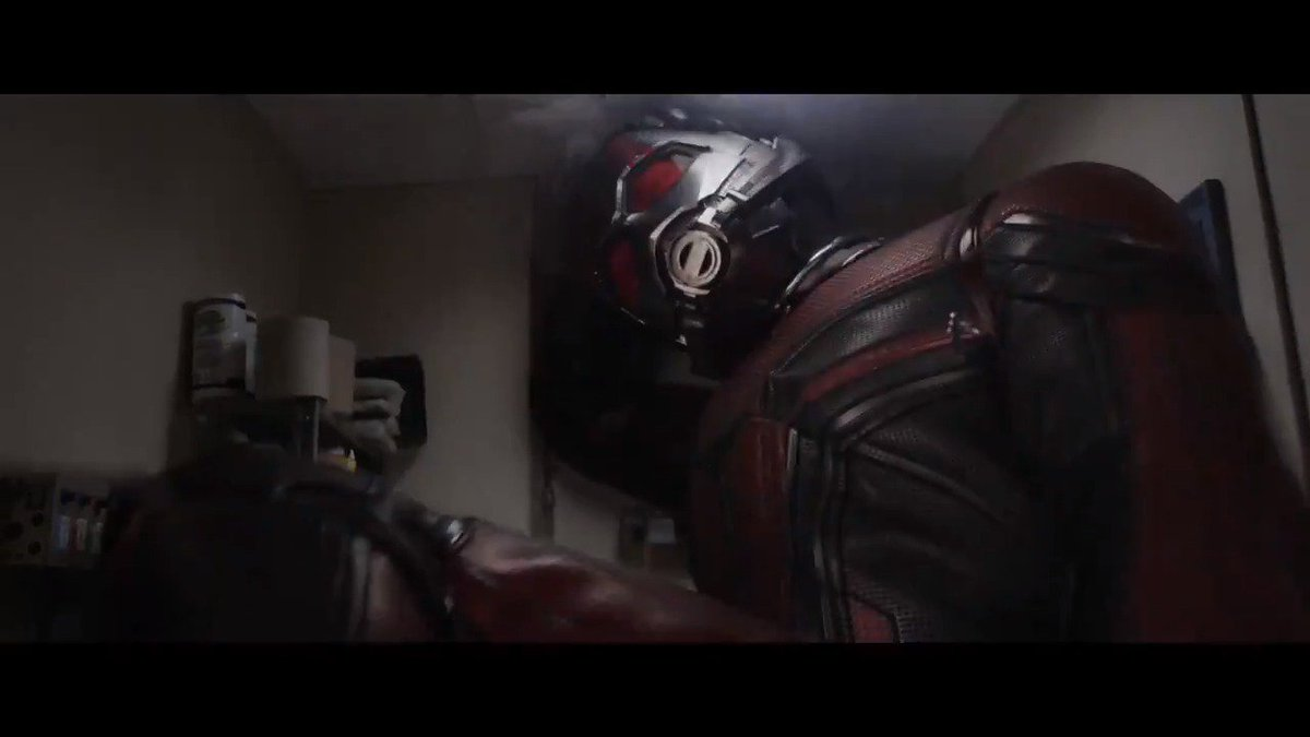 Ant-Man and The Wasp on Twitter: