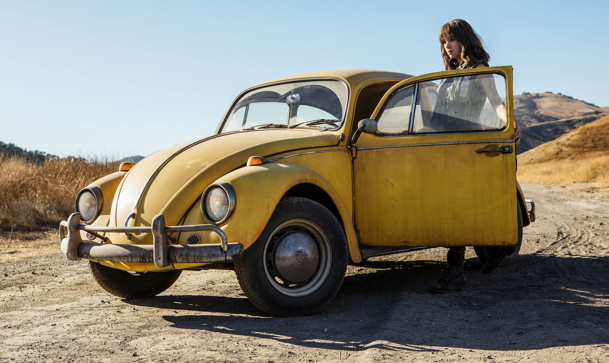 Bumblebee Recalls The 80s In Full-Length Trailer https://t.co/CUmI4mhW1O