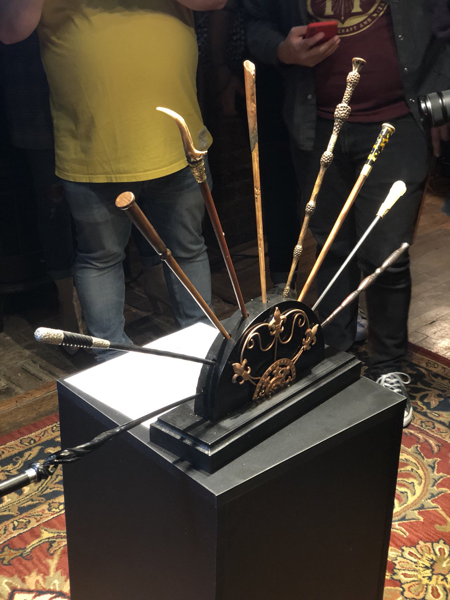 Pottermore on twitter crimes of grindelwald wand alert for Grindelwald s wand