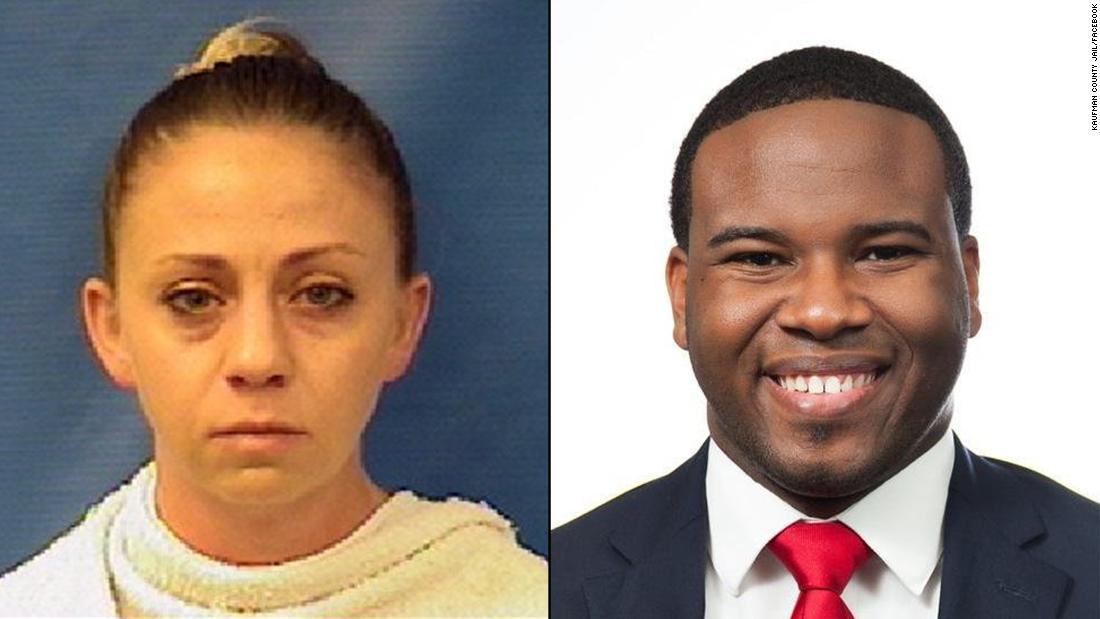 Amber Guyger, the Dallas police officer charged with fatally shooting a man inside his apartment, is terminated after an internal affairs investigation https://t.co/4e3XSHjmV8