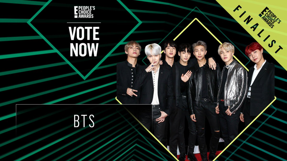 Vote for BTS by retweeting this post: #BTS #TheGroup #PCAs