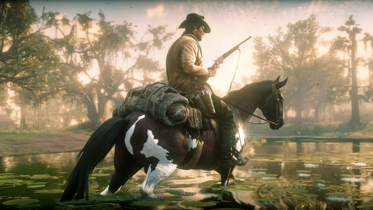 Rockstar Games On Twitter There Are 19 Breeds Of Horse In Red Dead