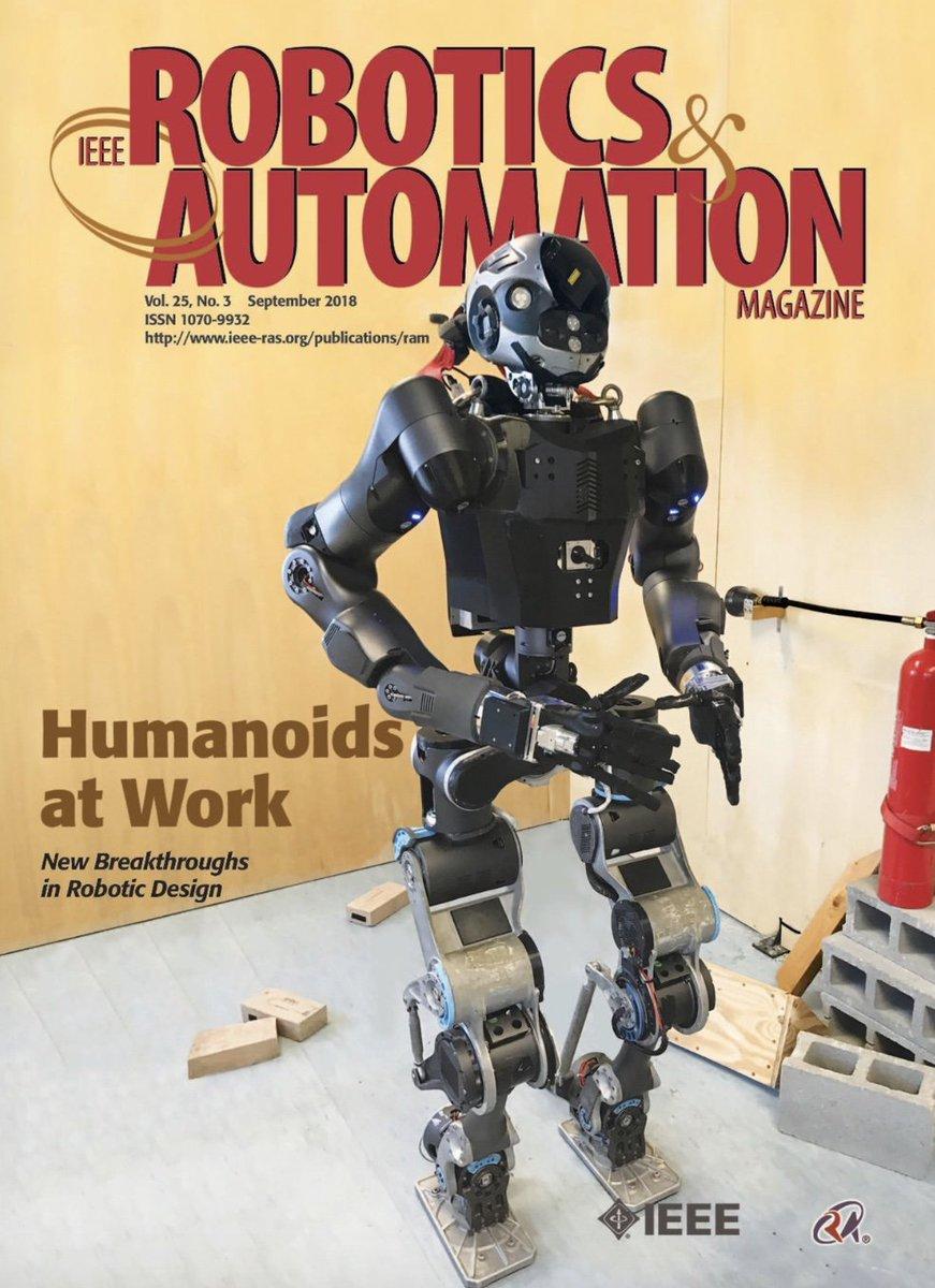 Bram Vanderborght On Twitter The New Ieee Robotics Automation