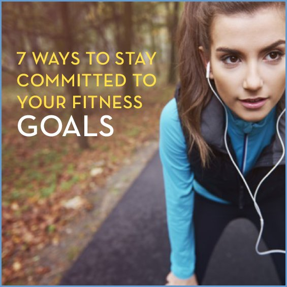 Don't let your fitness start out as a shiny new toy that shortly becomes dull and burdensome!!! ☺️ Here are 7 ways to keep on with your fitness goals: https://t.co/mFO1AG46m5