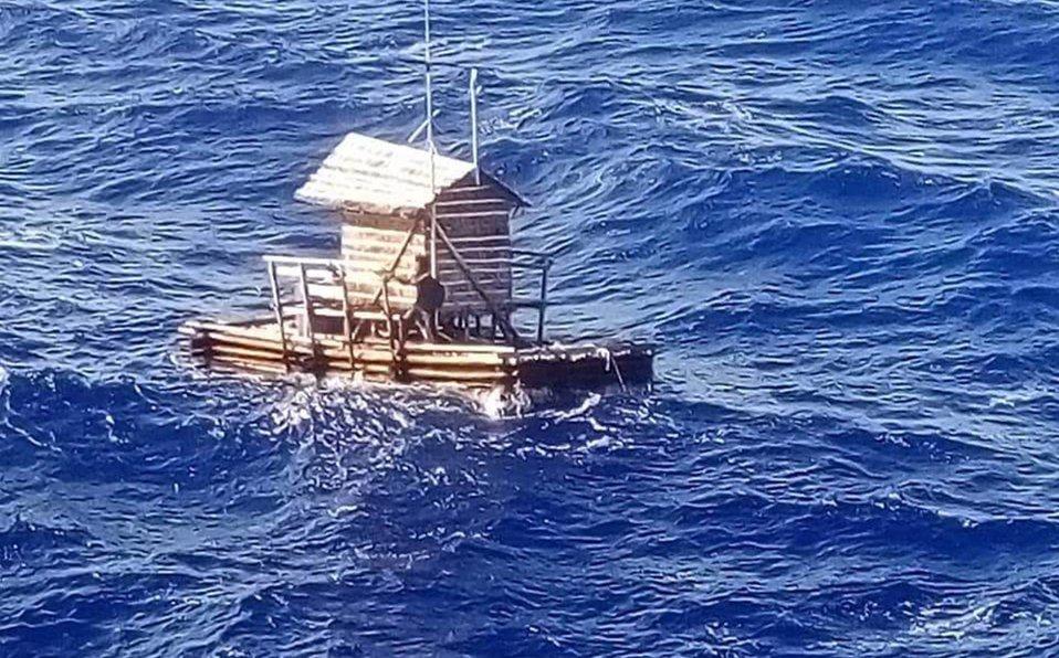 ¡No es una película de Hollywood!  Este joven sobrevivió 49 DÍAS a la deriva en el océano �� https://t.co/1JdS0dXrtE https://t.co/d1pQVy25YT