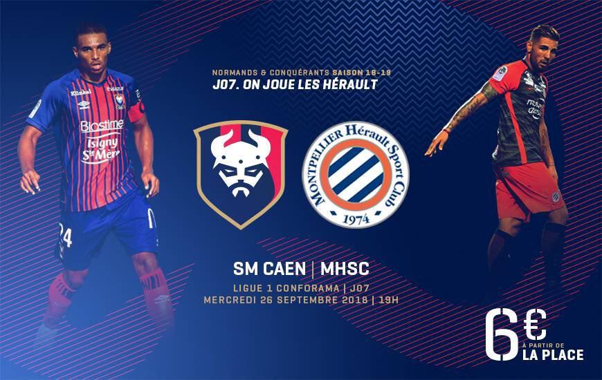 [7e journée de L1] SM Caen 2-2 Montpellier HSC Dn4OMDSXoAEo08o