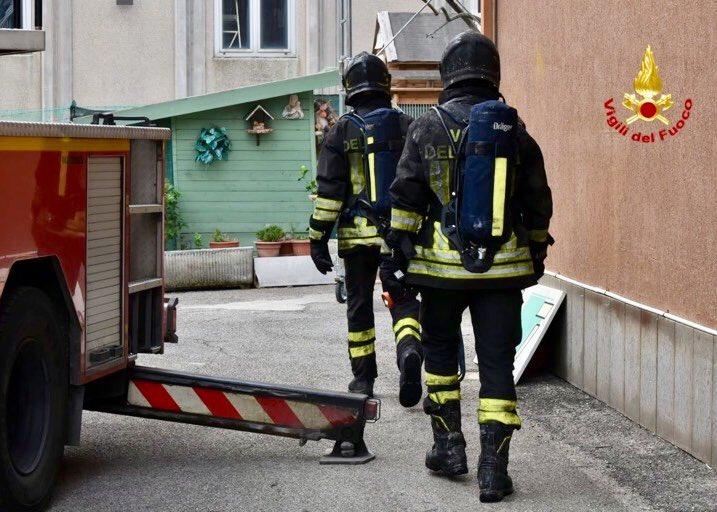 #Incendio di un deposito nella zona industriale di #Perugia: i #vigilidelfuoco spengono le fiamme ed evitano il coinvolgimento di altre strutture limitrofe #soccorsiquotidiani  - Ukustom
