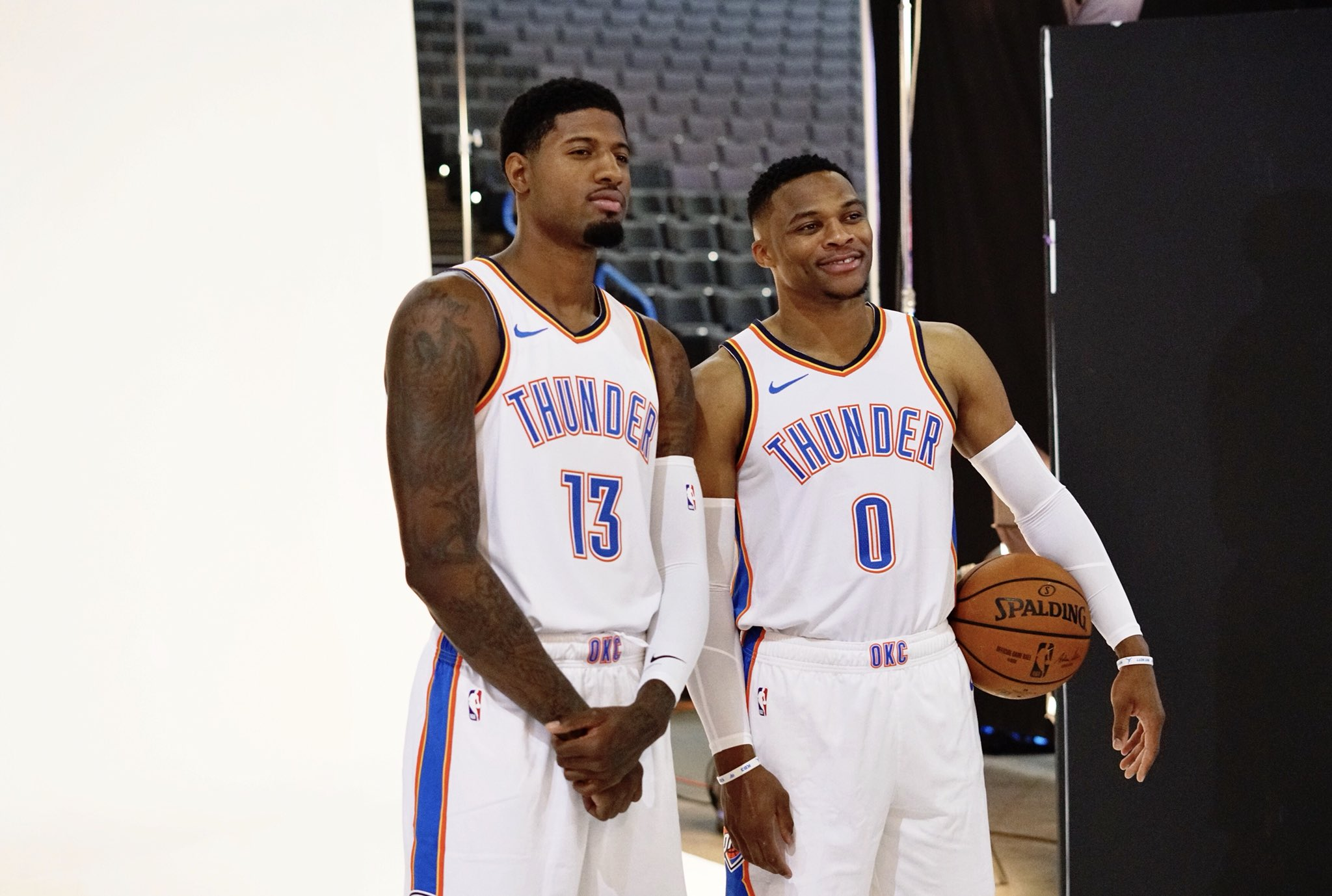 Back at it.   #ThunderMediaDay https://t.co/ejCwASjBsy