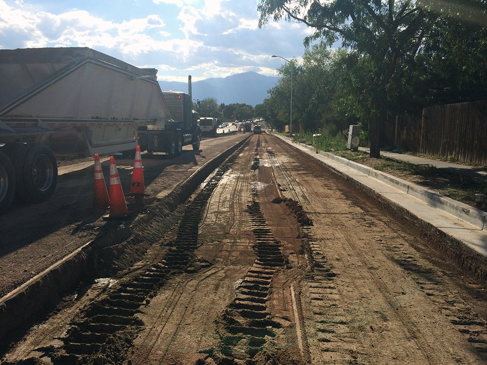 City Of Colorado Springs On Twitter Take A Look At This Week S 2c Paving Updates Https T Co Ipjddmi2na 2c4cos Investincos