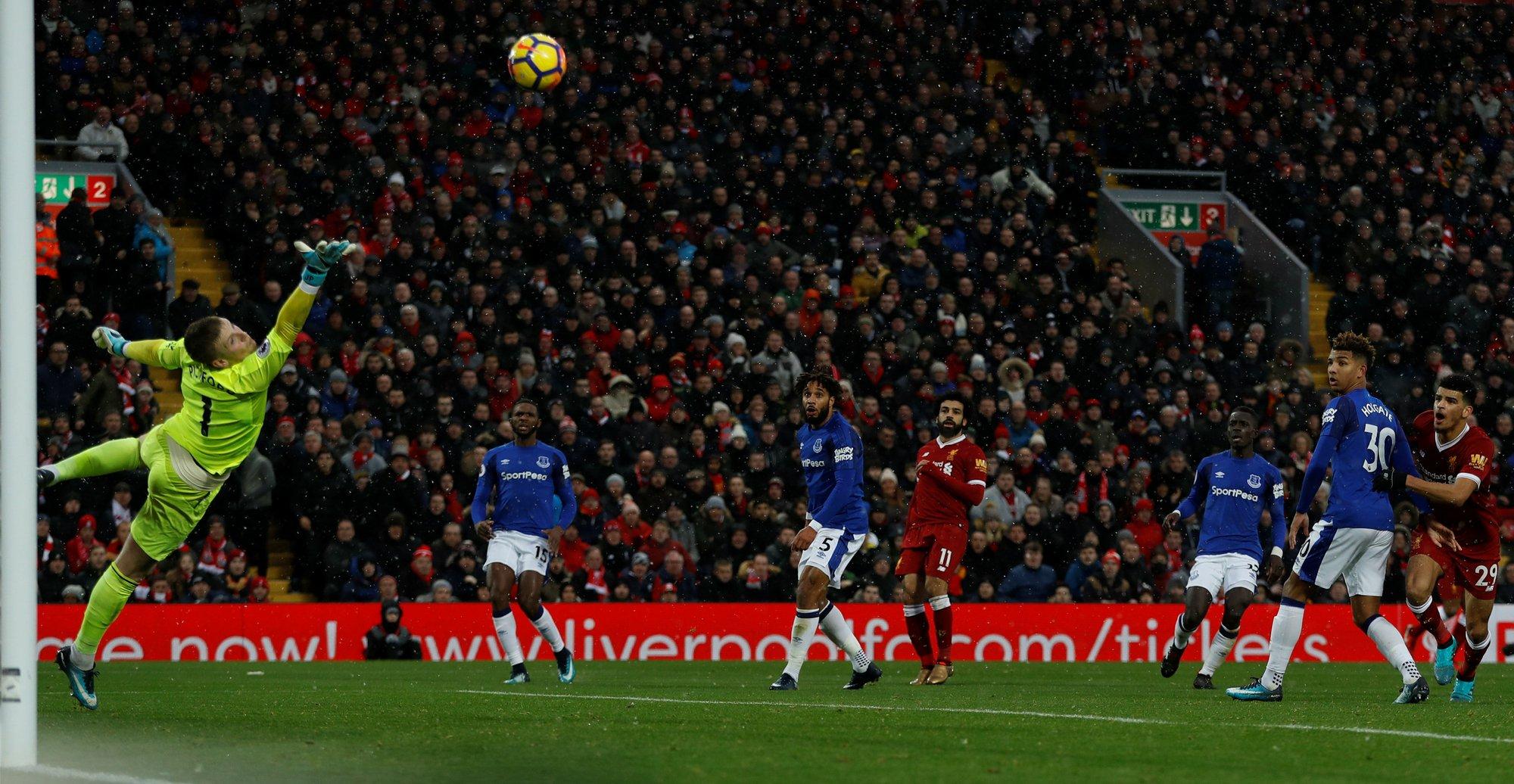 Esse golaço de Salah contra o Everton ganhou o prêmio Puskás! https://t.co/gIPjPqQHBj https://t.co/LSPZLDKXur