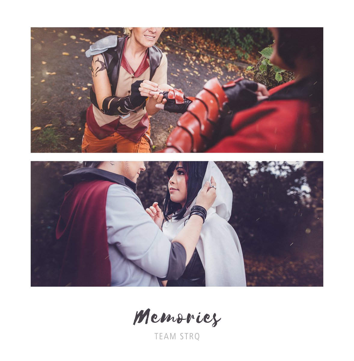 &quot;No matter how much suffering you went through you never wanted to let go of those memories.&quot; — #TeamSTRQ of #RWBY // preview   @downpourin - cosplays are selfmade  #SummerRose is @kazenary #TaiyangXiaoLong is @LadyCRME #RavenBranwen is @NekoBlablaa #QrowBranwen is @Tsuki_Nova<br>http://pic.twitter.com/5pjKzcEXWx