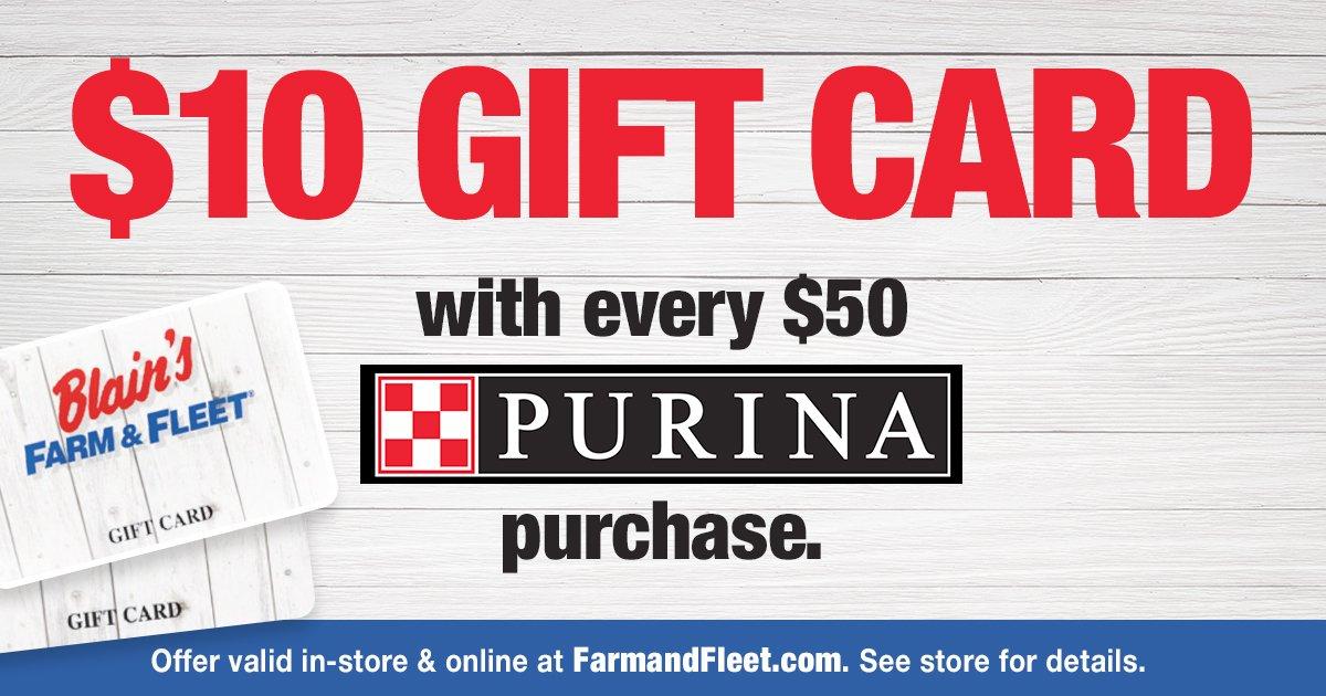 0 replies retweets likes - Fleet Farm Gift Card