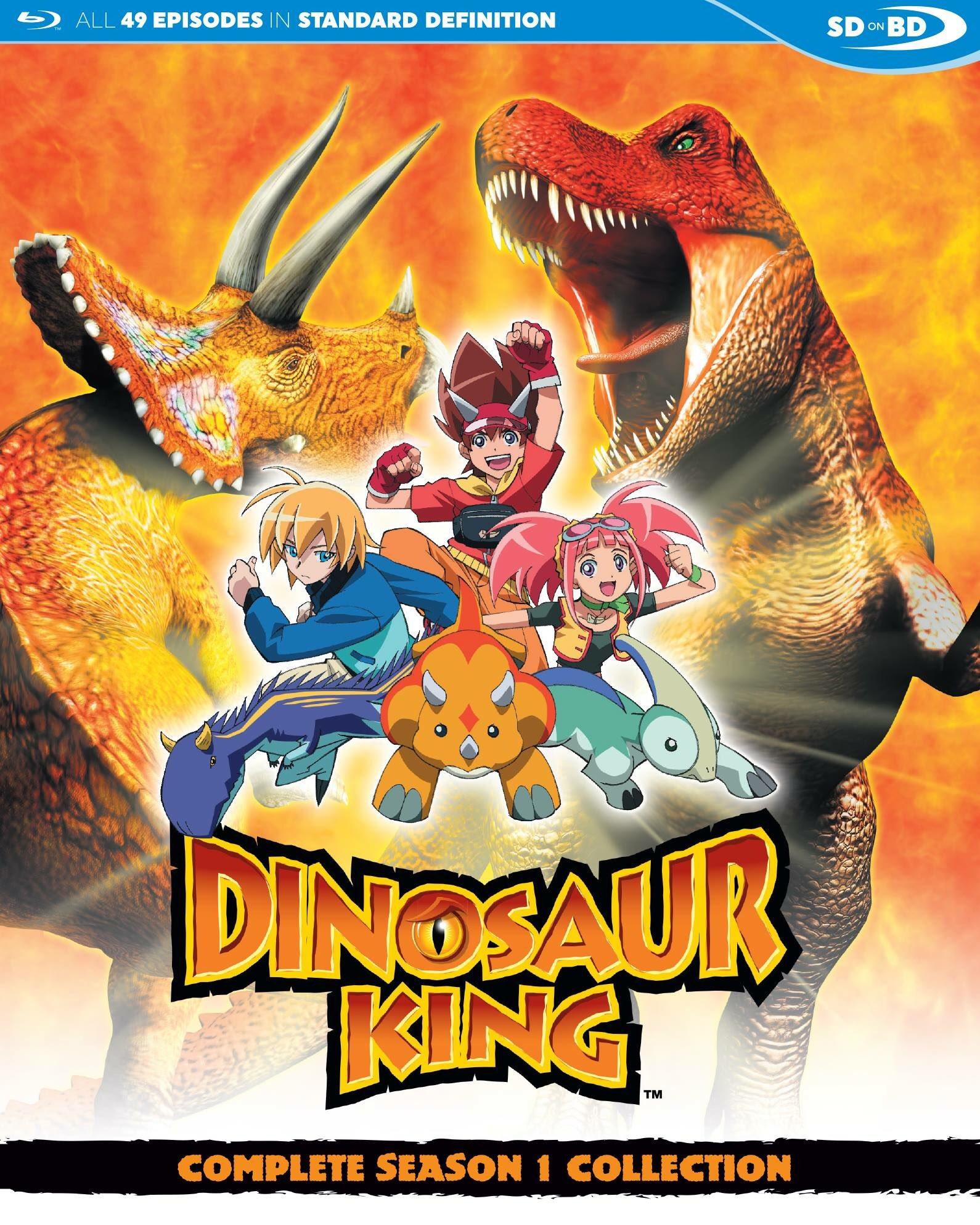 Dinosaur King (160Movies Human Style) | The Parody Wiki