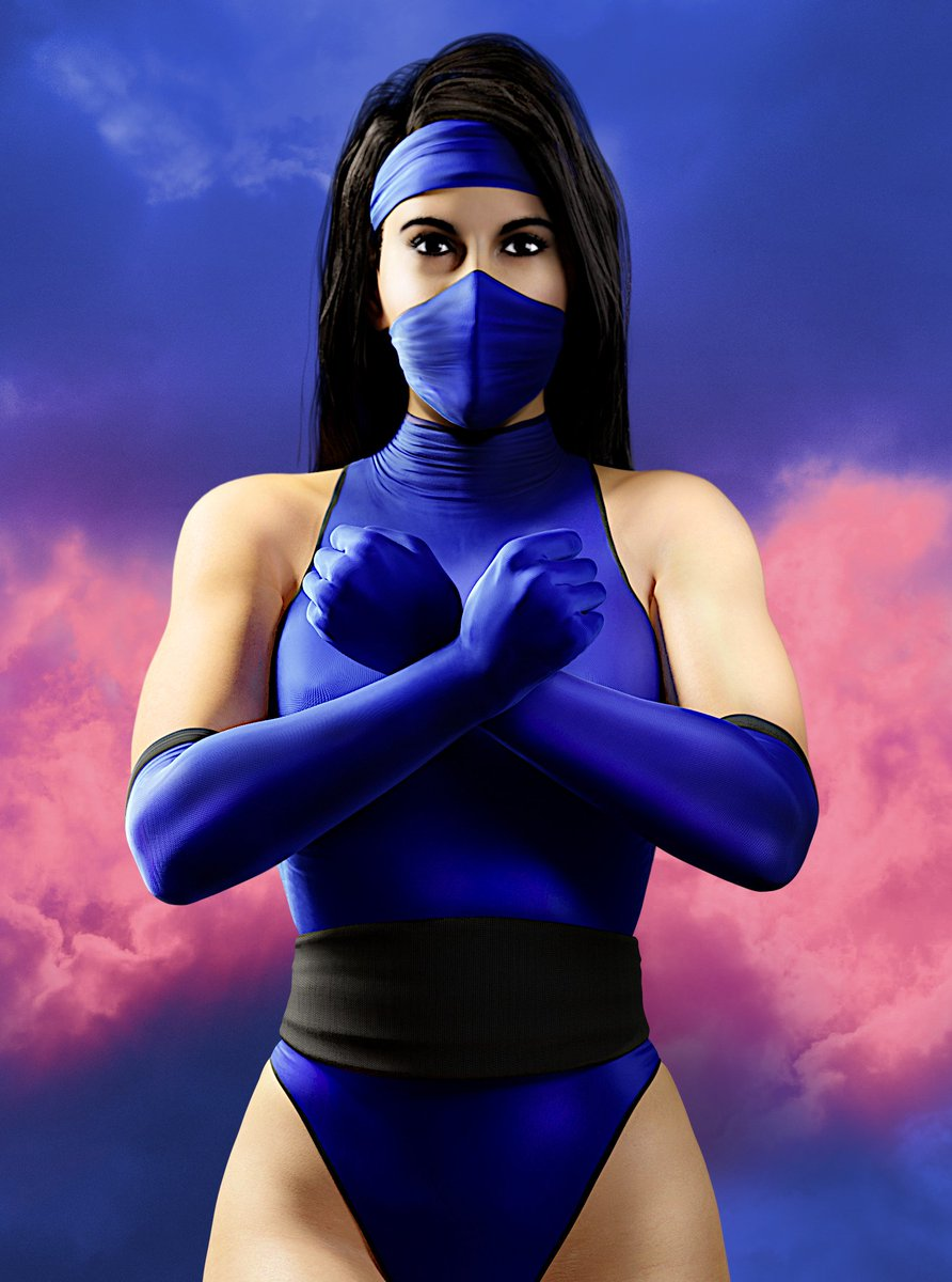 New HD version of Kitana'