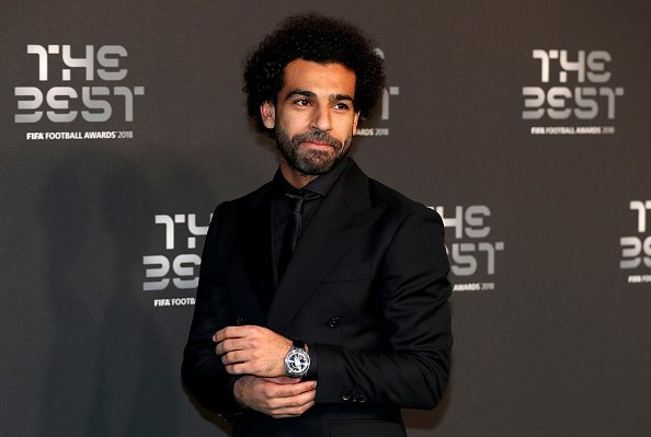 BREAKING: @LFC forward Mo Salah  wins @FIFAcom Puskas goal of the year. #SSN <br>http://pic.twitter.com/s4OyOHwNuE