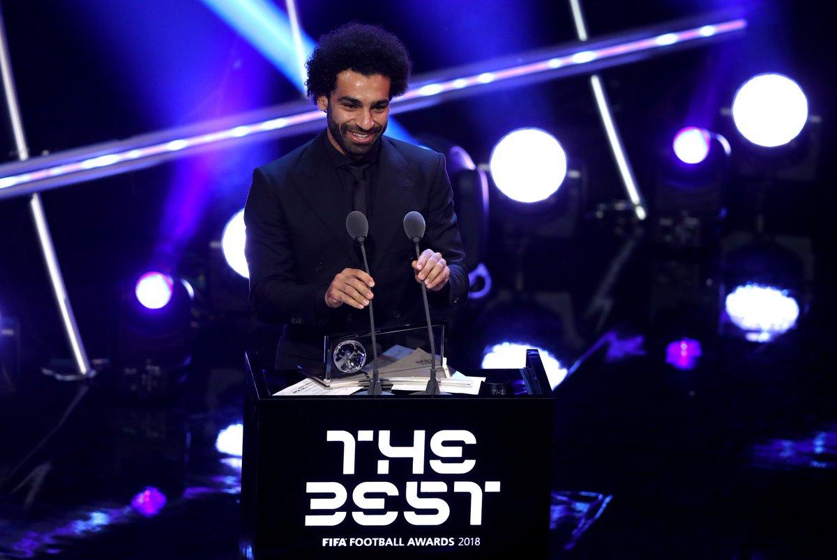 Salah bị chê không xứng danh hiệu bàn thắng đẹp nhất năm 2018