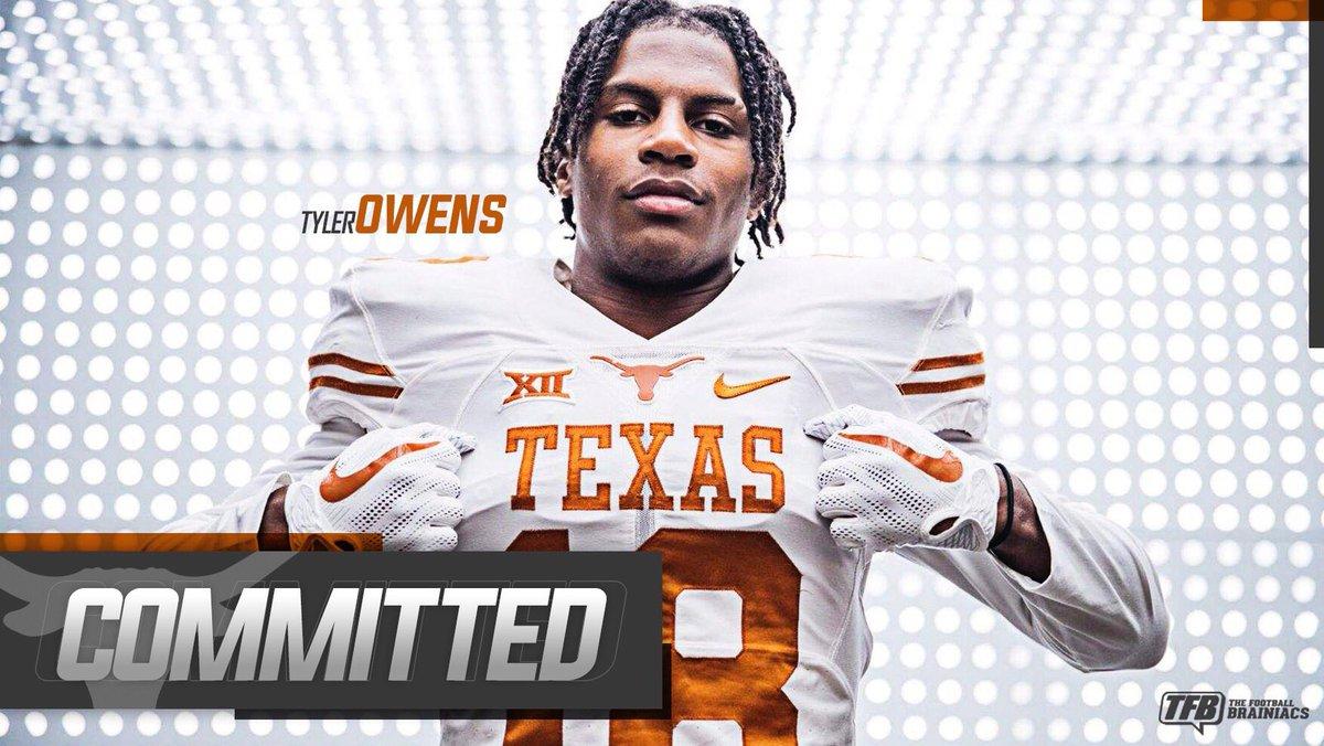 Tfb Texas On Twitter Breaking 2019 S Tyler Owens At Tkowens471