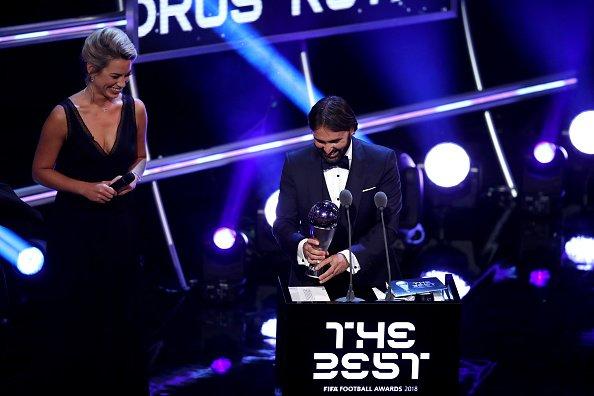 BREAKING: Reynald Pedros wins @FIFAcom best women&#39;s coach award. #SSN <br>http://pic.twitter.com/gTBAfFh1Ns